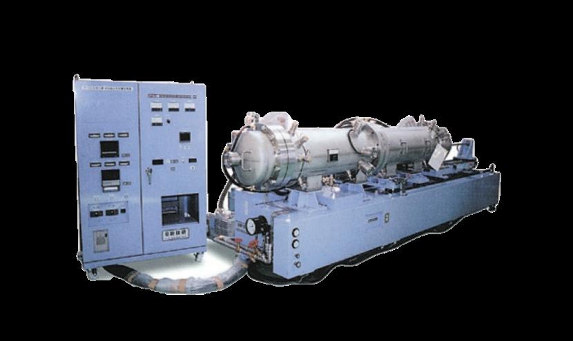 GaP・InP高圧合成装置